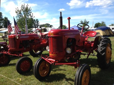 2021 Eliot Antique Tractor and Engine Show